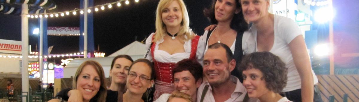 Oktoberfest Participants