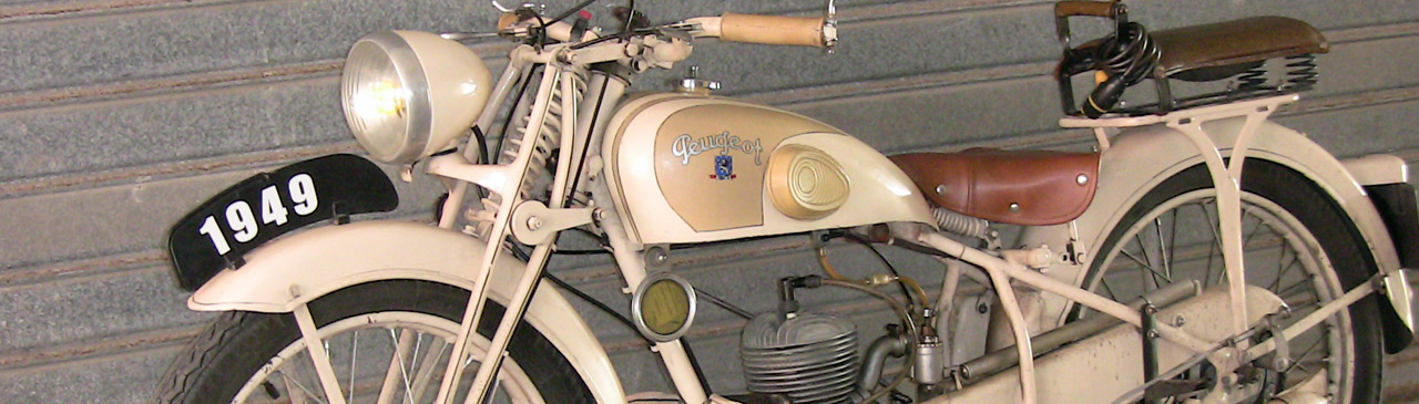 1942 Motorcycle