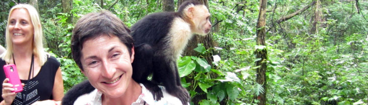 Monkey on Shoulder